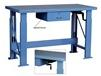 STEEL TOP MANUAL ERGONOMIC HYDRAULIC WORK BENCHES