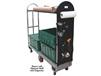 U-BOAT METAL UTILITY CART - OPTIONAL ACCESSORIES