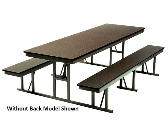 LUNCHROOM CAFETERIA TABLES