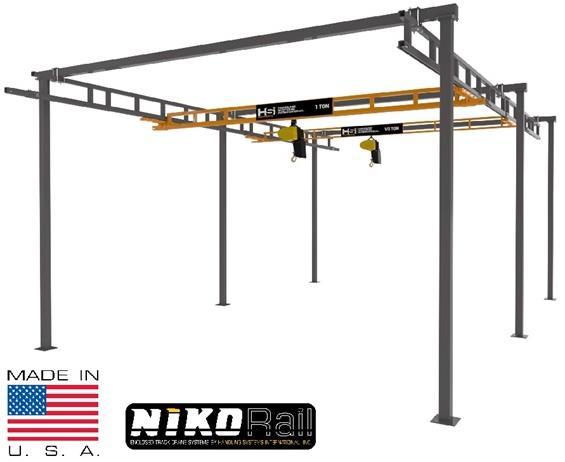 NIKO RAIL WORKSTATION CRANE SYSTEM