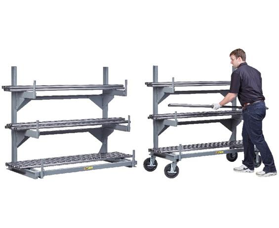 ALL WELDED CANTILEVER RACK