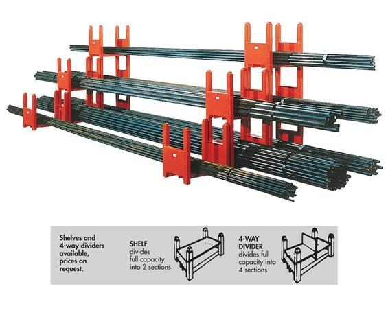 STEEL STACKS