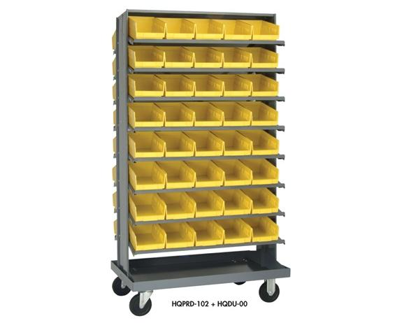 MOBILE KIT FOR DOUBLE SIDED PICK RACK SYSTEMS