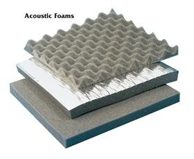 ACOUSTIC FOAMS