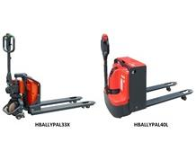 BALLYPAL SEMI-ELECTRIC AND FULLY ELECTRIC PALLET TRUCK