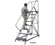 OPTIONS FOR 50° STAIRWAY SLOPE LADDER