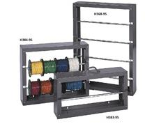 WIRE SPOOL RACKS