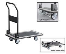 ERGONOMIC EQUIPMENT PLATFORM TRUCK